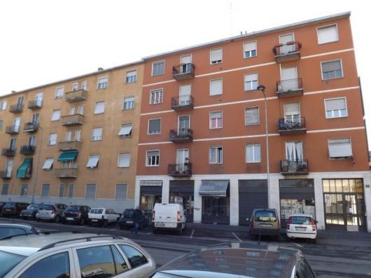 Mansarda Via Palmi Milano